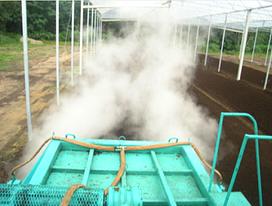 compostagem desprendimento