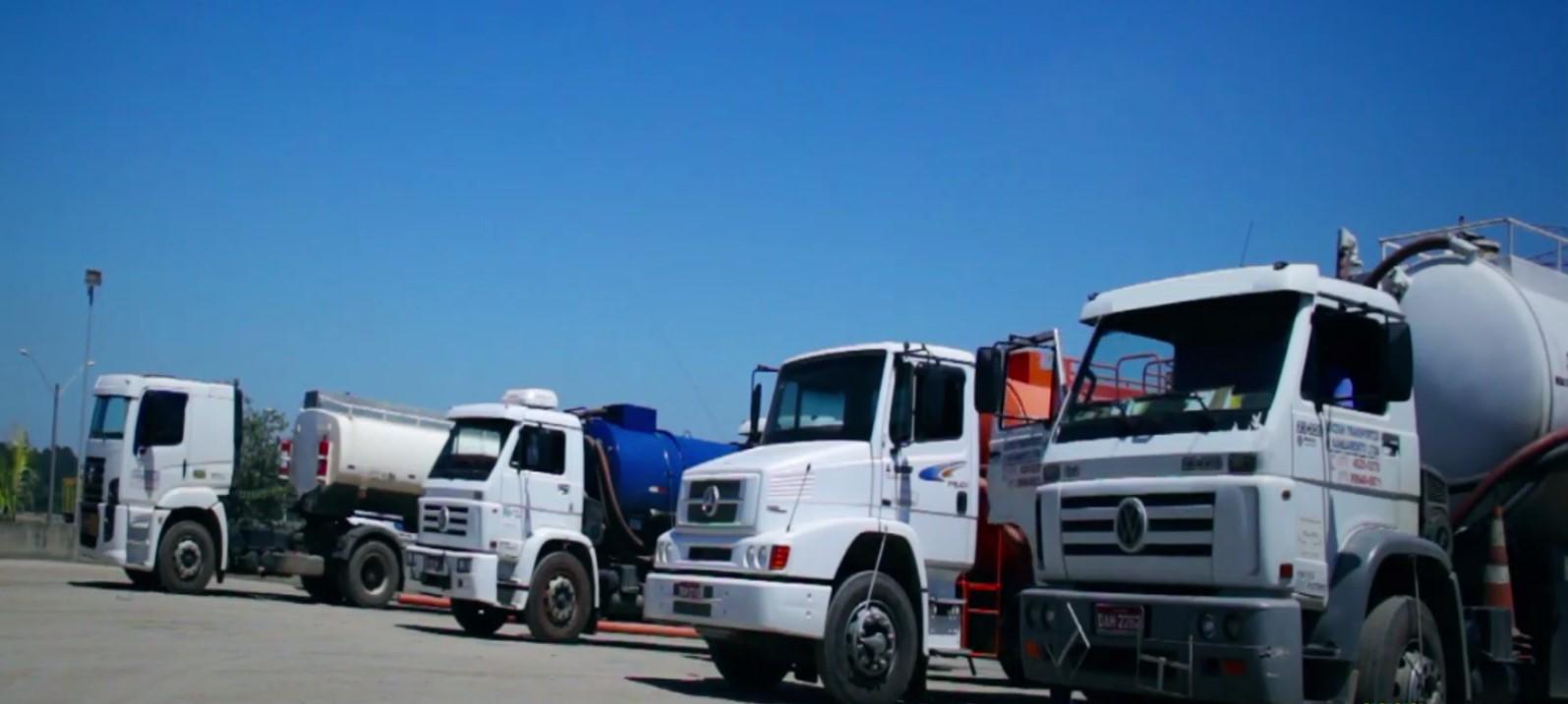 ransporte correto e seguro de efluentes evita acidentes e multas