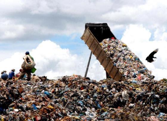 lixões no Brasil