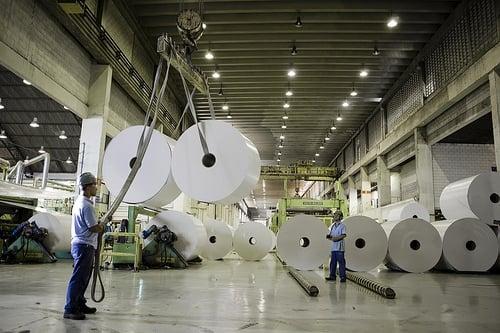 Resíduos das indústrias de papel e celulose