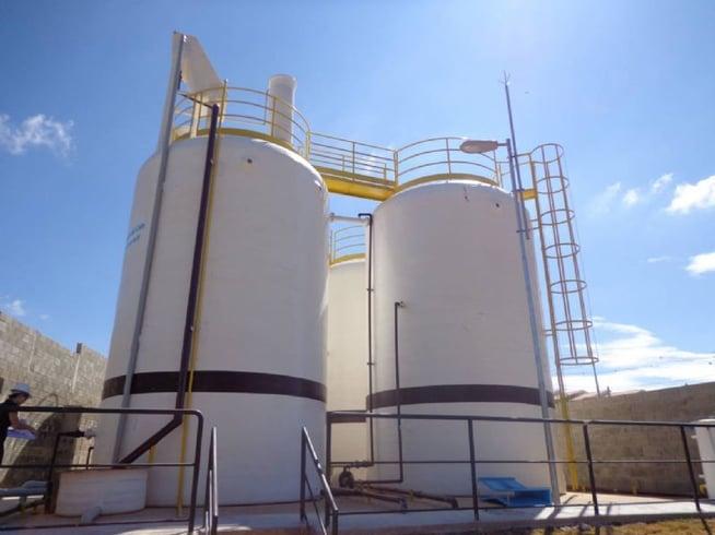 4 Formas de armazenamento para efluentes industriais e sanitários