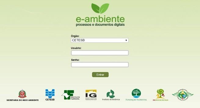 Papel Zero: Conheça o novo processo eletrônico CETESB   e-ambiente