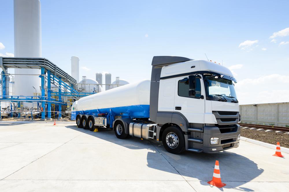 Transporte de resíduos das indústrias químicas