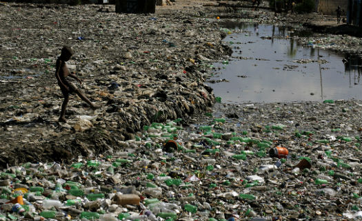 Os perigos dos resíduos sem tratamento para o meio ambiente